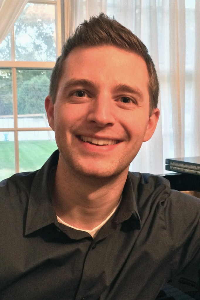 Brad Drinkwater, Suffolk Youth Chorale Pianist