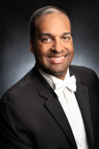 Headshot of Edward Norris, Music Director for the Nassau Chamber Chorale