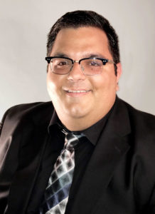 Headshot for Kenneth Zagare, pianist of the Nassau Symphonic Choir