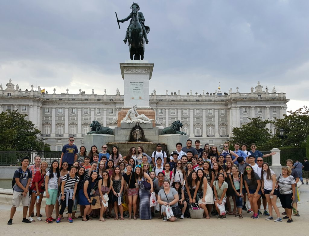MYO Spain Tour 2016 in Madrid