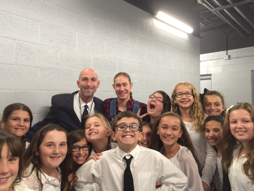 MYO Treble Choirs and Jason Brown_Ice Dreams 9.20.2014