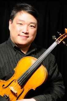 Michael Lee, Nassau and Suffolk Orchestra Coach