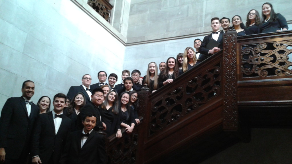 Nassau Chamber Chorale at Hempstead House in Sands Point Preserve