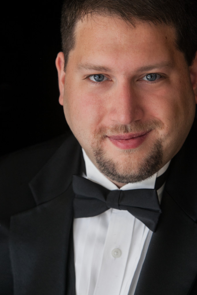 Scott Zarchy, Suffolk Symphony Orchestra Music Director