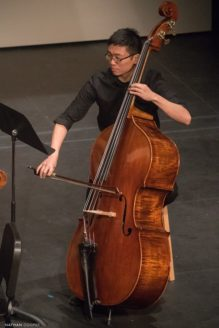 Tommy Wu, Nassau and Suffolk Orchestra Coach