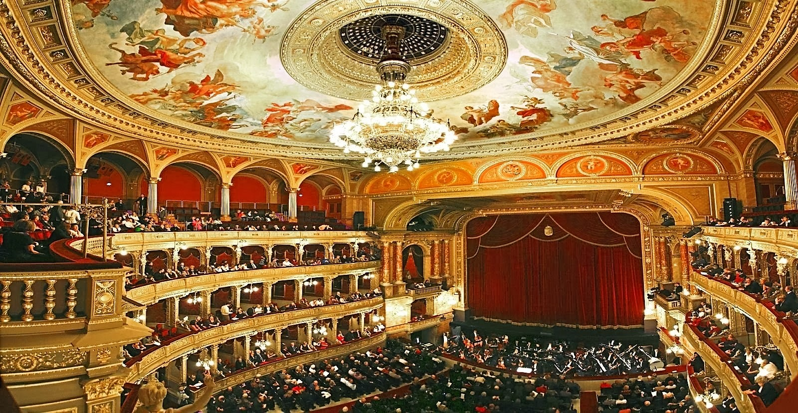 Vienna State Opera House - MYO 2018 Tour to Europe