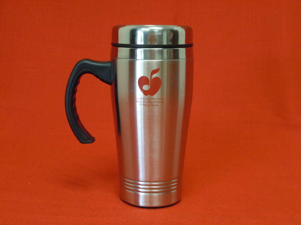 MYO Travel Mug, $20