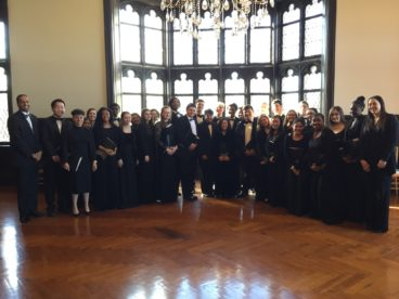 Nassau Chamber Chorale at Sands Point 2017