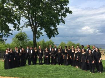 Nassau Chamber Chorale Performs at Hempstead House on May 20, 2018