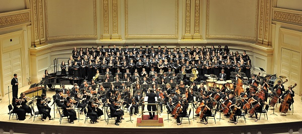 Nassau Principal Orchestra and Youth Chorale (1)