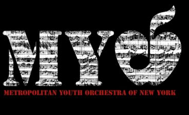 2015-2016 MYO Season T-Shirt: Winning Design by Hannah Smith, Suffolk Principal Orchestra