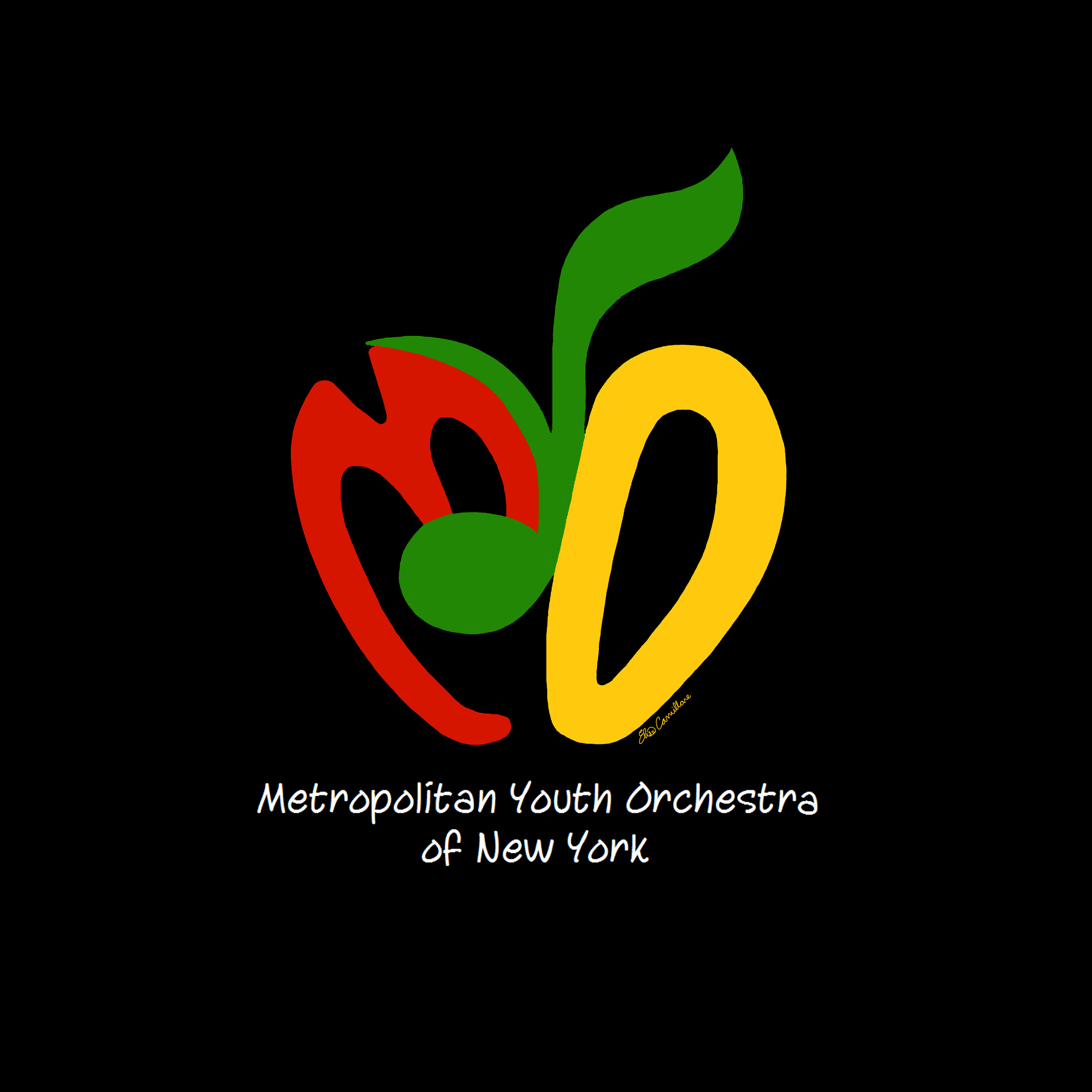 Myo T Shirt Design Contest The Metropolitan Youth Orchestra Of New