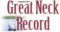 Great Neck Record Logo