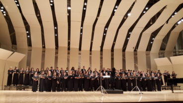 Suffolk Symphonic Choir at Tilles Center LIU Post