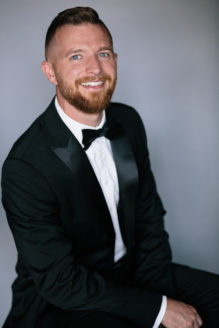 Brad Drinkwater, Pianist for the Suffolk Symphonic Choir (MYO)