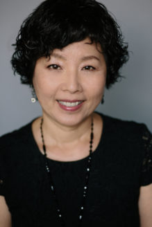 Naomi Aomori, Pianist for the Nassau Treble and Symphonic Choirs (MYO)