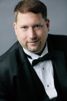 Scott Zarchy, Suffolk Symphony Orchestra (MYO)