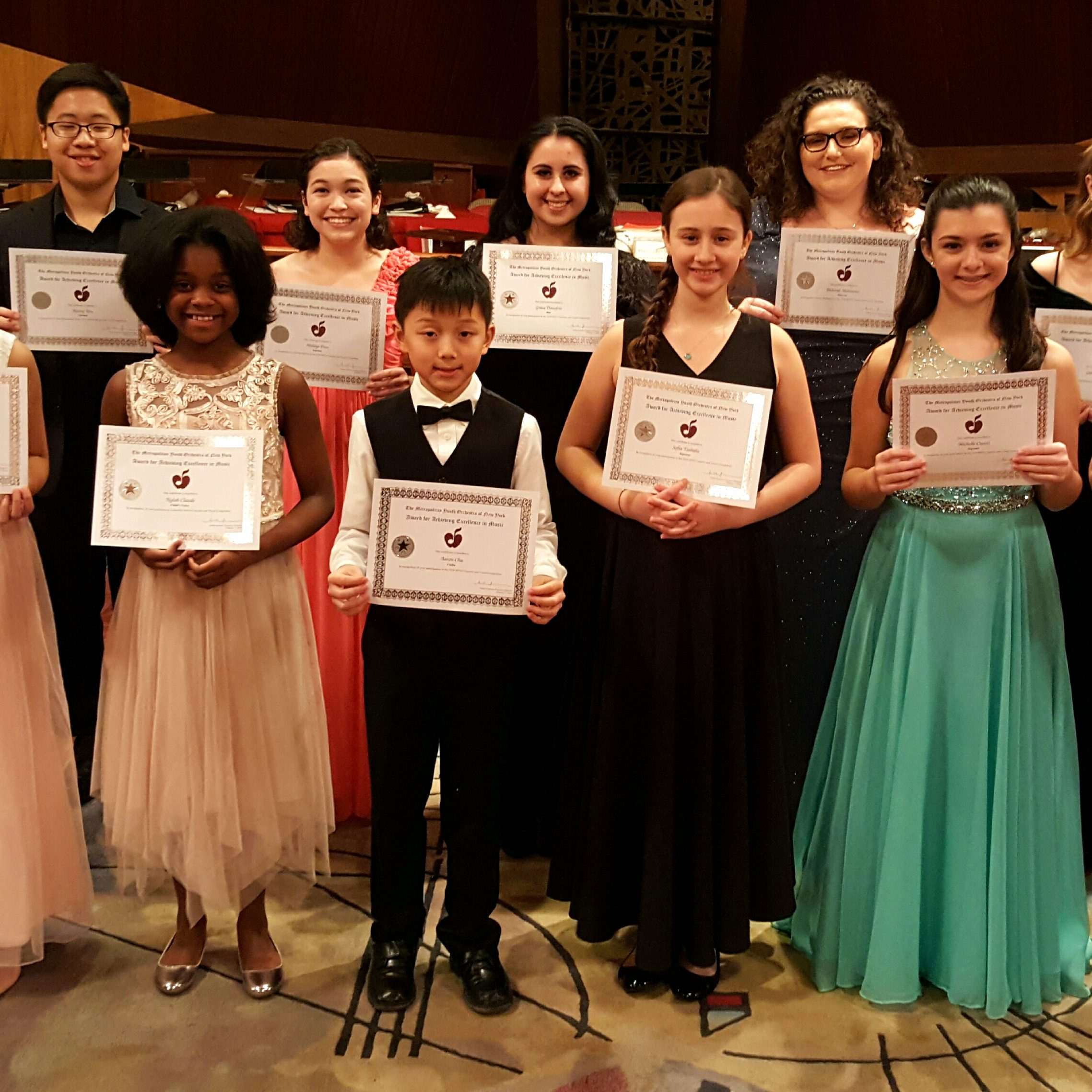 MYO 2018 Concerto and Vocal Competition Finalists_2 7 2018