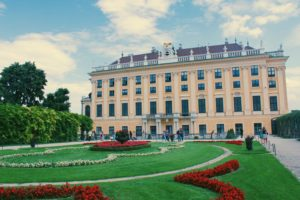 Photo of the Belvedere Palace in Dresden